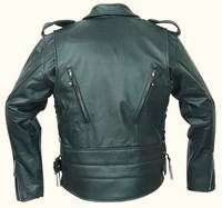 Mens Motorcycle Jackets,Naked leather vent mc