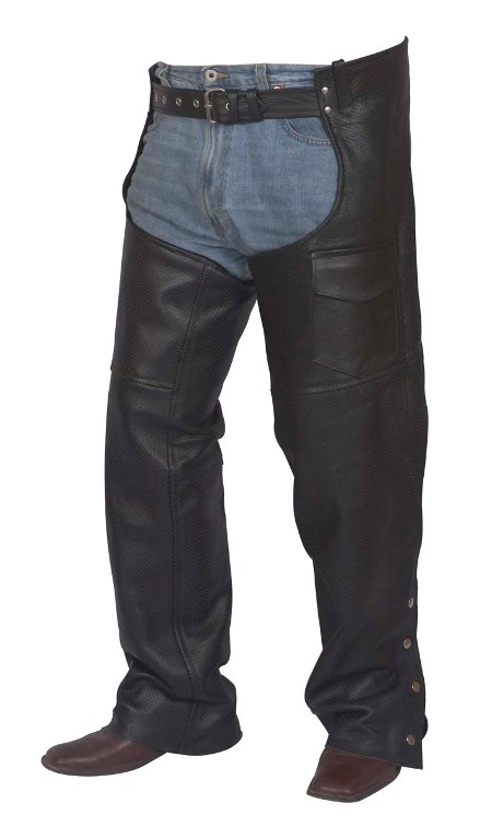 Leather Chaps & pants,Basic Motorcycle Chaps